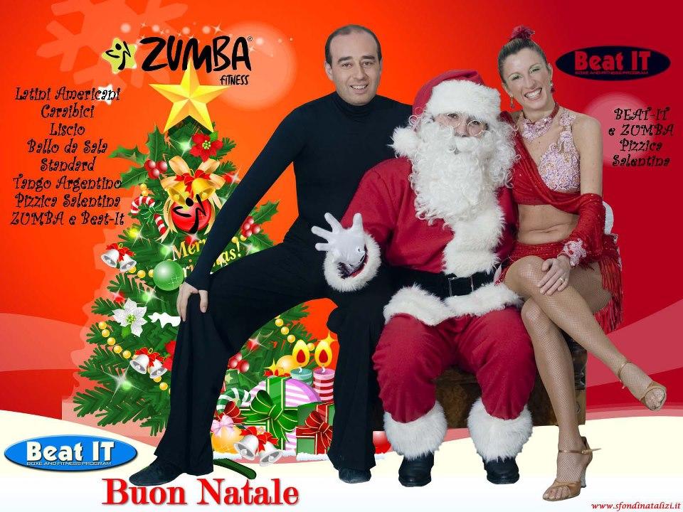Immagini Natale Zumba.Auguri Natale Latin American Style